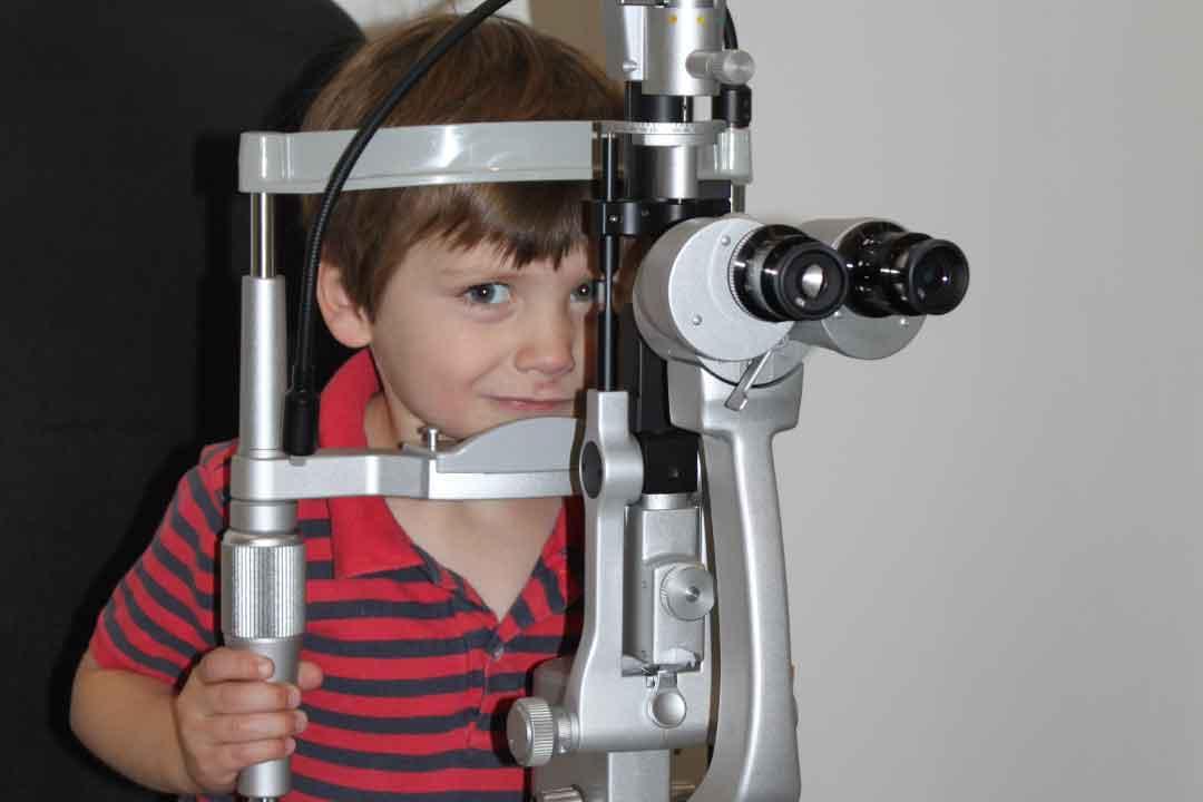Childrens eye test Eyecare Plus Ashgrove