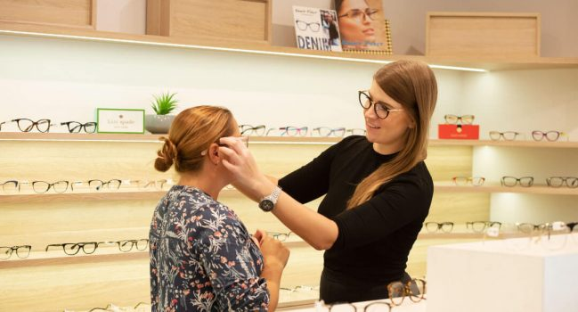 How to choose glasses that fit