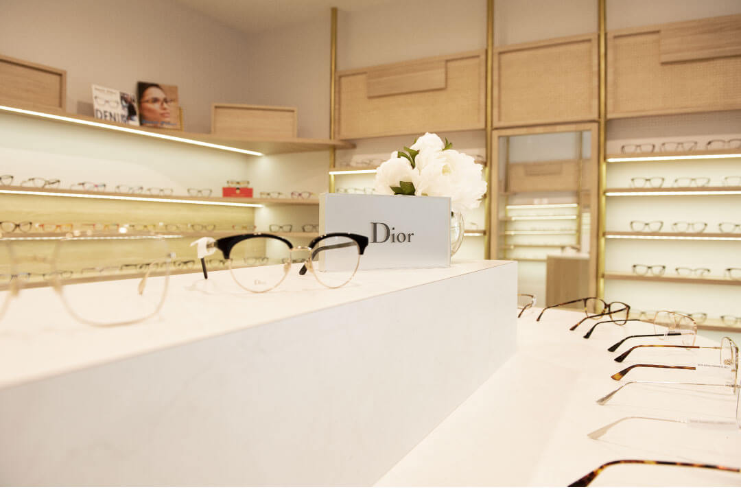 Huge selection of designer frames