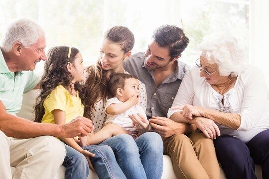 Family heriditary